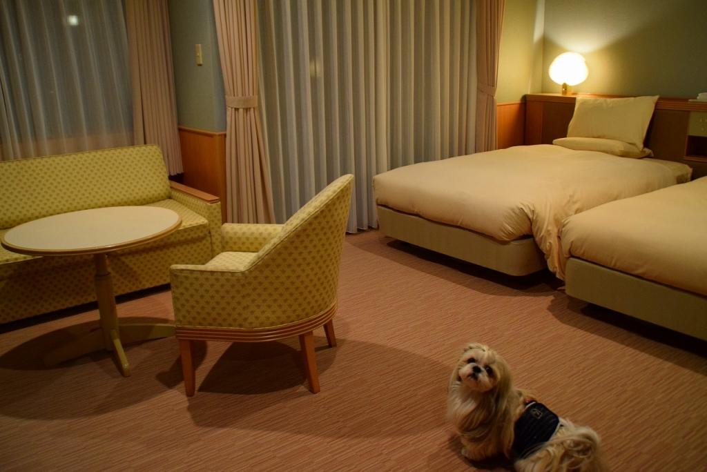 ホテルアナガ