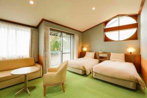 ペットと泊まれる宿 兵庫県 ホテルアナガ