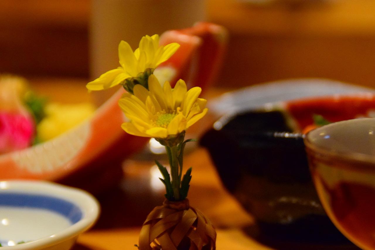 花のおもてなし南楽