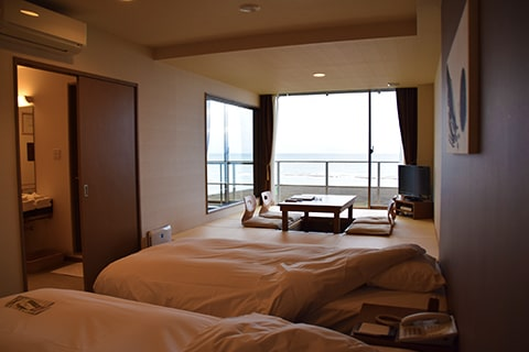 ベイサイドスクエア皆生ホテル 鳥取県