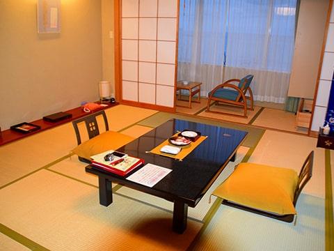 ホテルグランメール山海荘 青森県