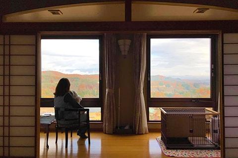 ホテル森の風 鶯宿 岩手県