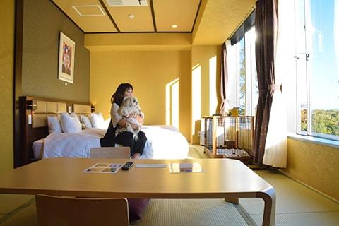 ホテル森の風 那須 栃木県