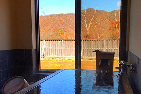 ホテル森の風 立山 四季彩 富山県
