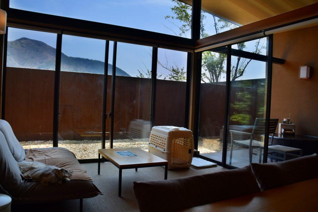 レジーナリゾート箱根雲外荘 静岡県