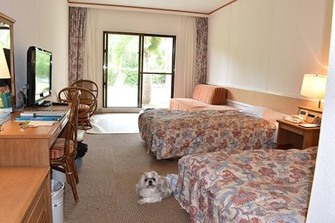 リゾートホテル 久米アイランド 沖縄県(久米島)
