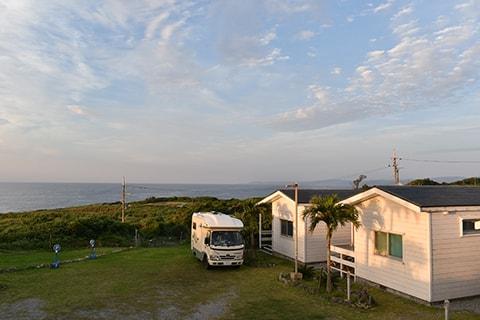 カフェ&コテージOsean Breeze 沖縄県