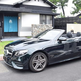 E 400 4MATIC Cabriolet Sports