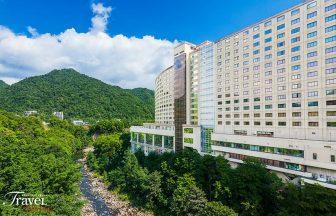 定山渓ビューホテル 北海道