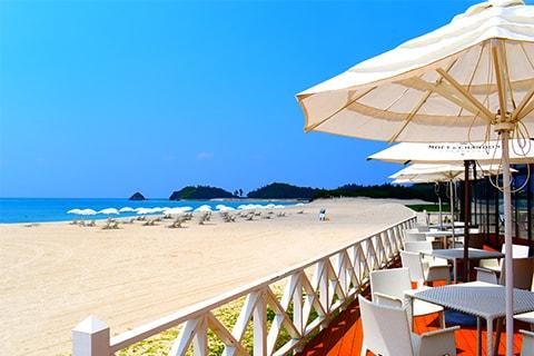 オクマ プライベートビーチ&リゾート 沖縄県